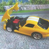 DODGE VIPER GTS HOT WHEELS 1/64 - car-collector.net