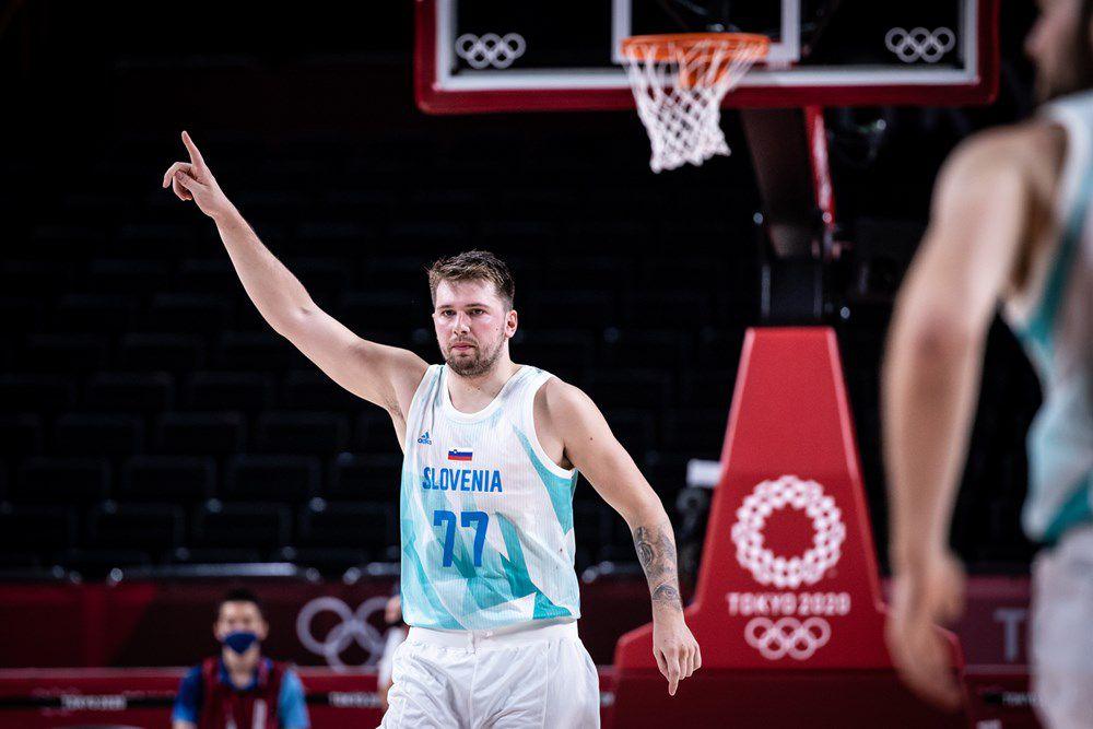 Jeux Olympiques : la Slovénie écrase le Japon à l'usure et valide son billet pour les quarts de finale