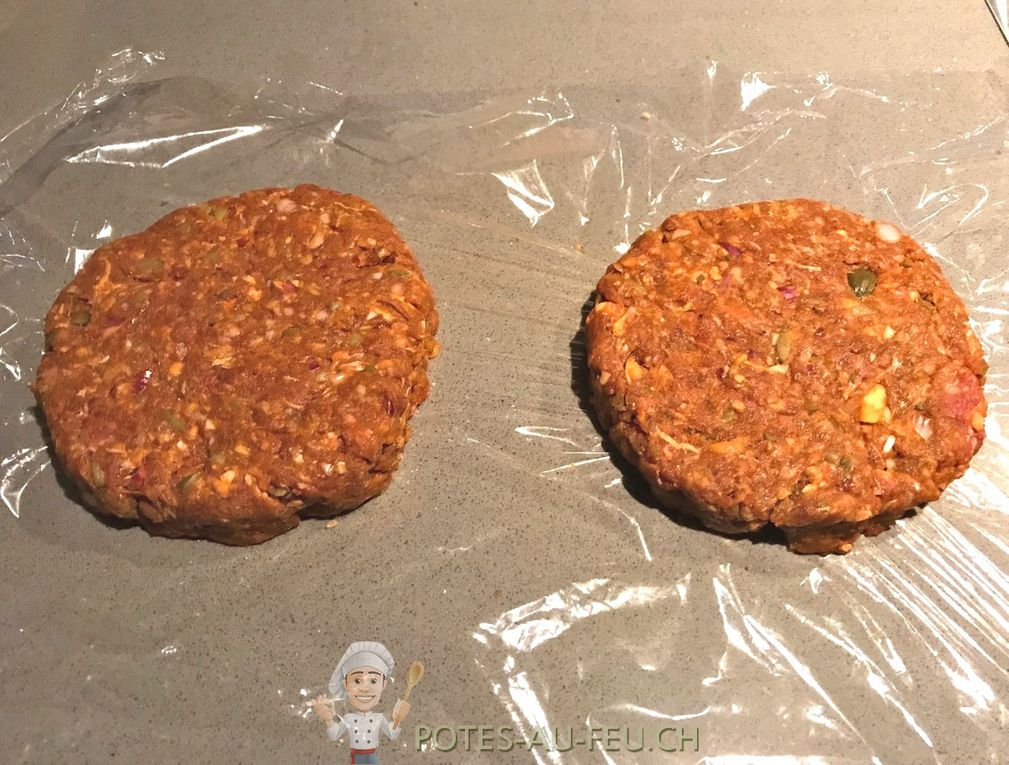 Steak haché (Hamburger)