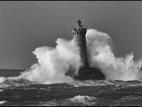 Le phare du FOUR  (Finistère- Bretagne)