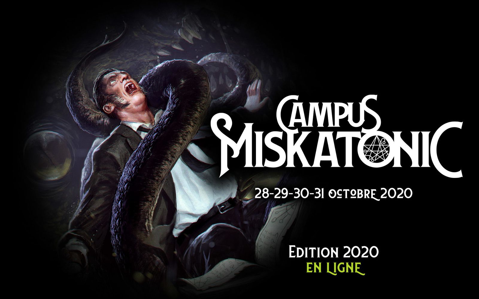 CAMPUS MISKATONIC | Le RDV des amateurs de Lovecraft