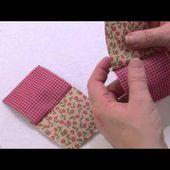 Patchwork : L'assemblage traditionnel - L'Atelier Edisaxe