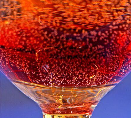 Après le vert, le verre
