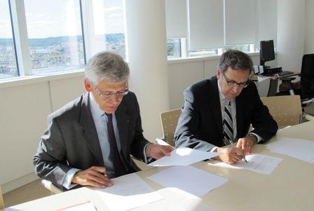 Le Groupe TF1, partenaire de l'ESSEC et de sa Chaire Media