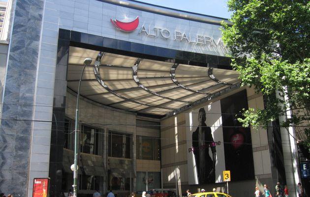 Alto Palermo Shopping (Quartier Palermo - Buenos Aires)