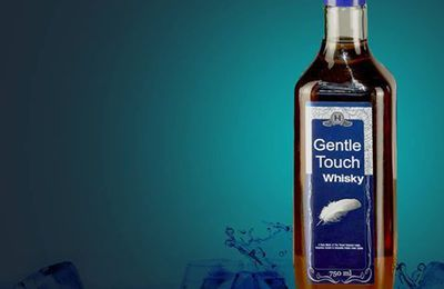 Gentle Touch Whisky by Highfield