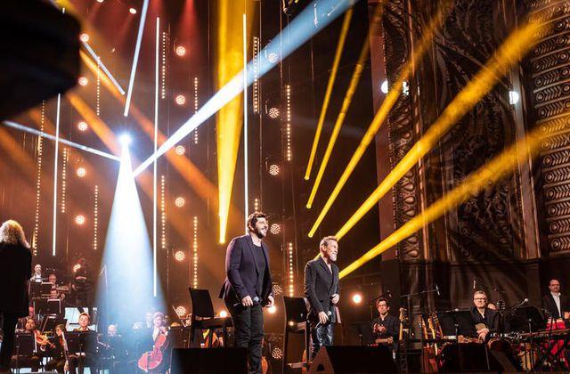 La liste des chansons interprétées dans le très chouette Symphonissime, ce samedi soir sur France 2.