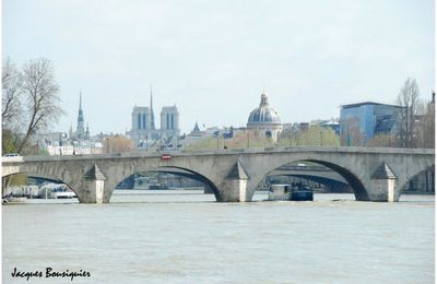 Les ponts de Paris : le pont Royal