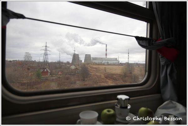 Album - Russie : Transsibérien
