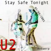 U2 -Elevation Tour -05/08/2001 -Anvers -Belgique -Sportpaleis - U2 BLOG