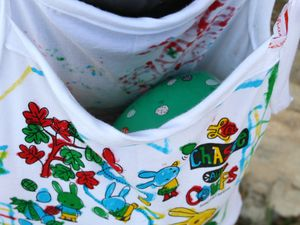 tee shirt sergent major paques transformé sur charlotteblablablog
