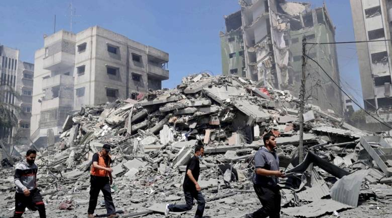 Gaza death toll rises to 201, including 58 children and 34 women