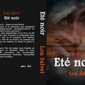 Été noir de Lou Salvet - Quai des rimes