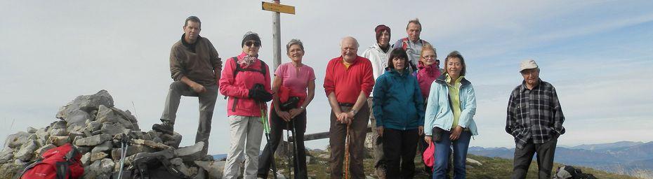 FETE des BERGERS - Ascension du Trainon - St Geniez en Octobre