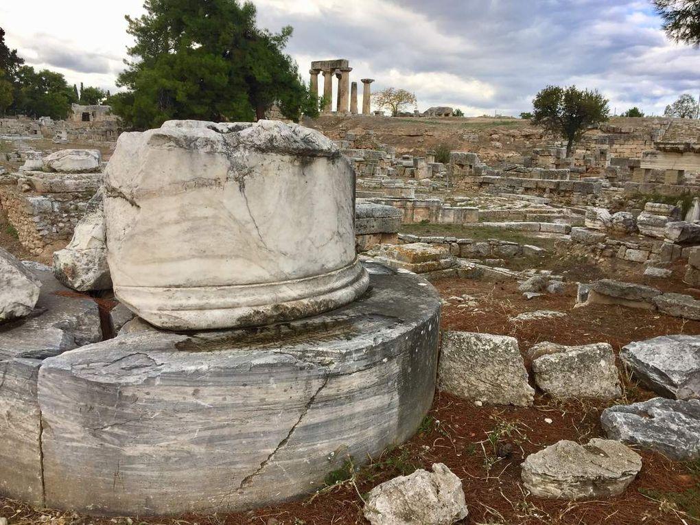 Tous[saint] au soleil - Partie 3 : Athènes
