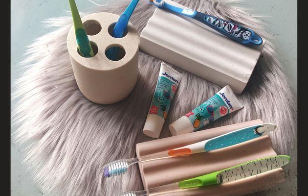 La Brosse à dents JORDAN : Belle et efficace !!!