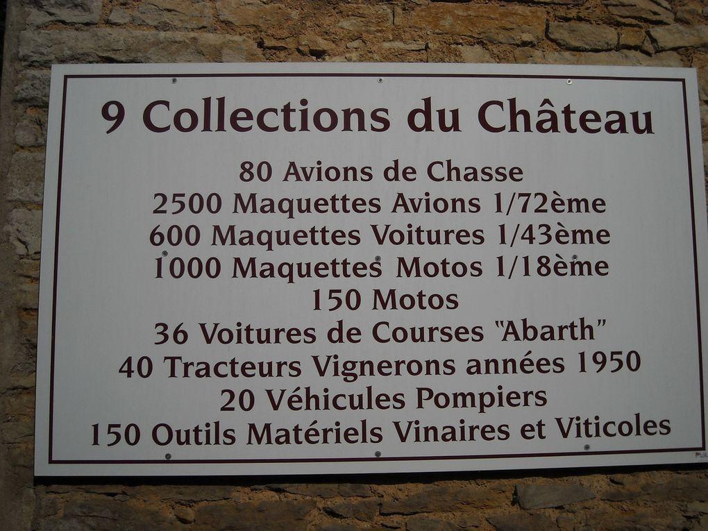 Visite du Musée de Savigny les Beaune