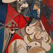 Picasso - Matador et femme nue - LANKAART