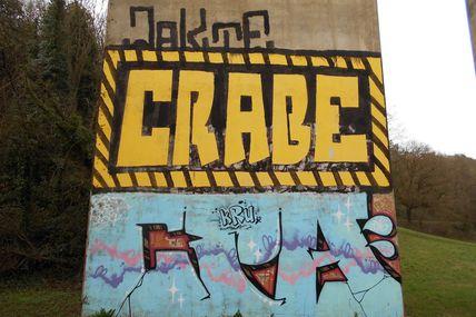 Les graffitis de la vallée