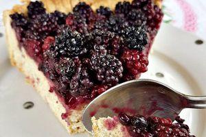 Pâte à tarte moelleuse comme un gâteau (vegan, sans beurre ni oeufs)