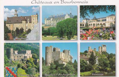 Châteaux en Bourbonnais