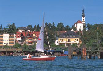 Una gita al Lago di Starnberg