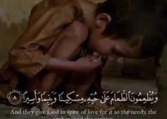 Le foyer musulman et l'hospitalité
