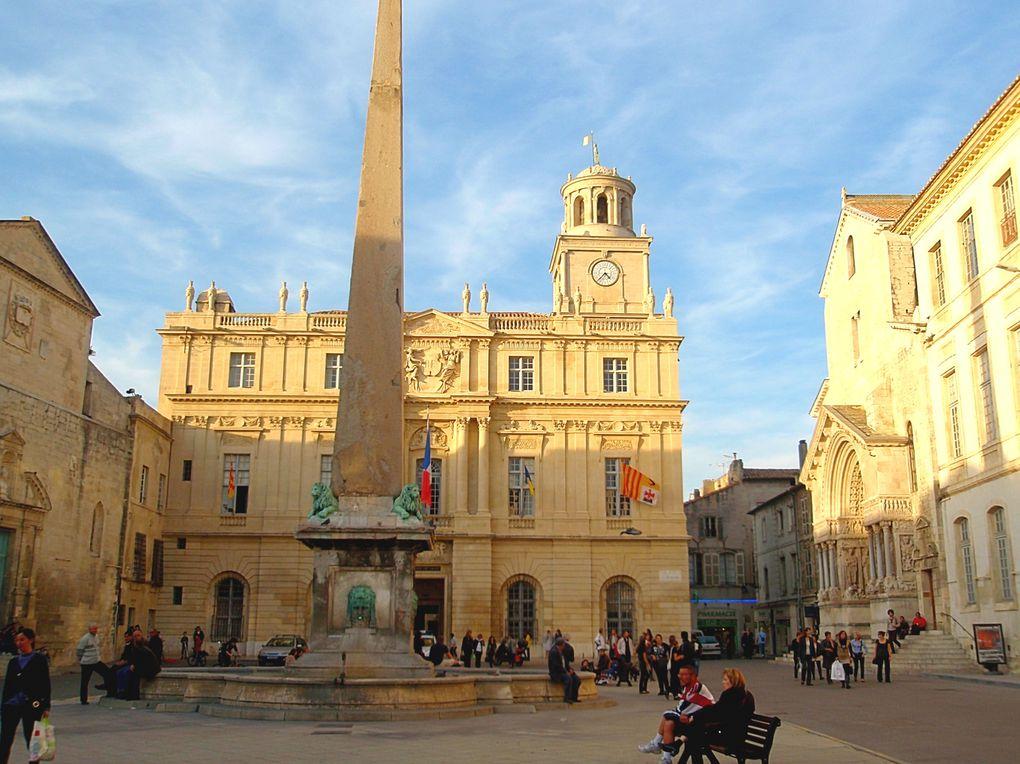 Arles Antique et Camargue