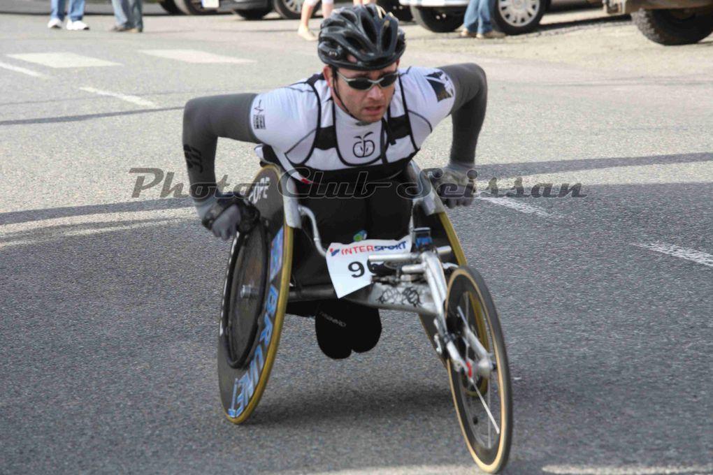 "Semi marathon Seissan Auch ""Le souffle du Gers"" 24 mars 2013"