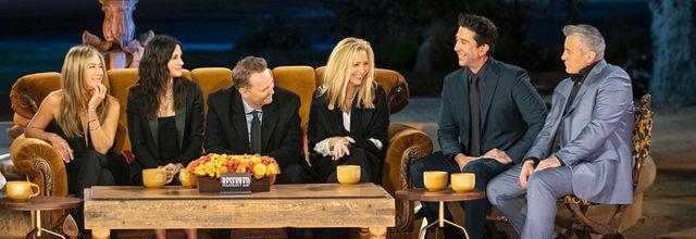 """""""Friends : Les retrouvailles"""" diffusé en version française et en prime-time le 24 juin sur TF1"""