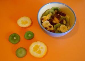 Une bonne salade de fruits frais !