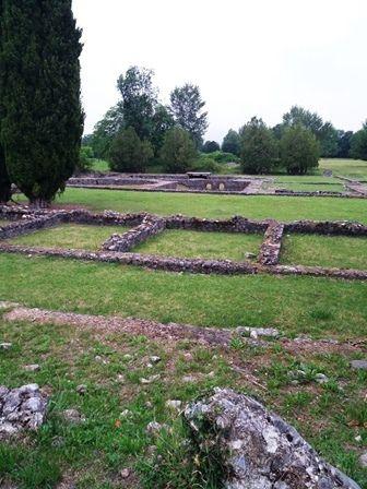 Cité antique de Lugdunum-Convenae.