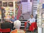 Les 70 ans du débarquement à la librairie l'Orange Bleue