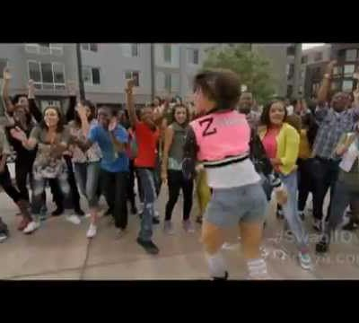 Zendaya-Swag It Out (Vidéo Première)