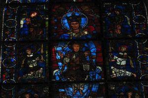 Chartres, ses vitraux modernes et anciens