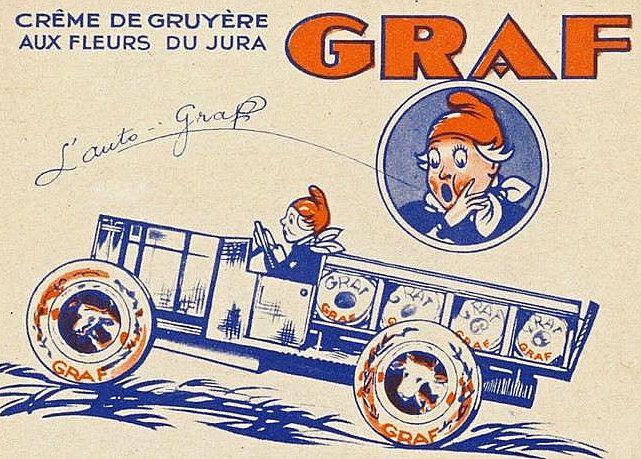 PUBLICITES : LES GRANDS NOMS DE L'AFFICHE :  JOE BRIDGE...