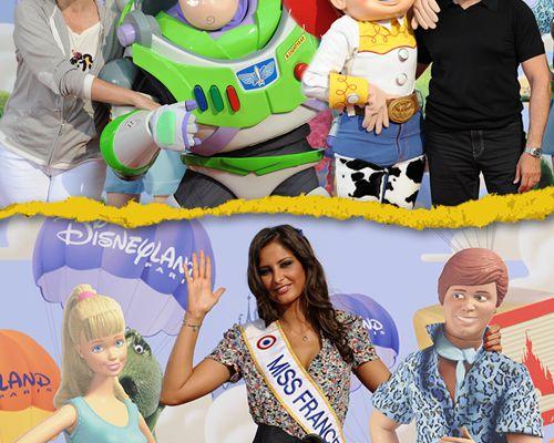 Les people retombent en enfance avec Toy Story 3 !