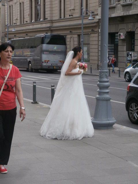 Bucarest vieux et contemporain