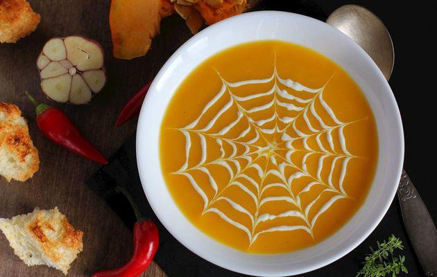 Fêtez Halloween en cuisine