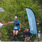 [Photos-Video] Emmanuel David a battu le record du Trail Volodalen du Jura