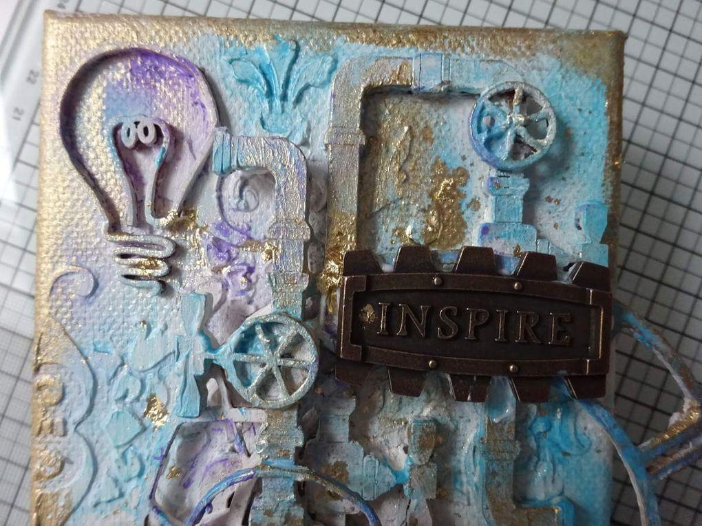 [Creative Craft Academy] kit du mois d'avril
