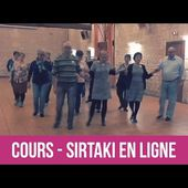 COURS - Sirtaki en ligne
