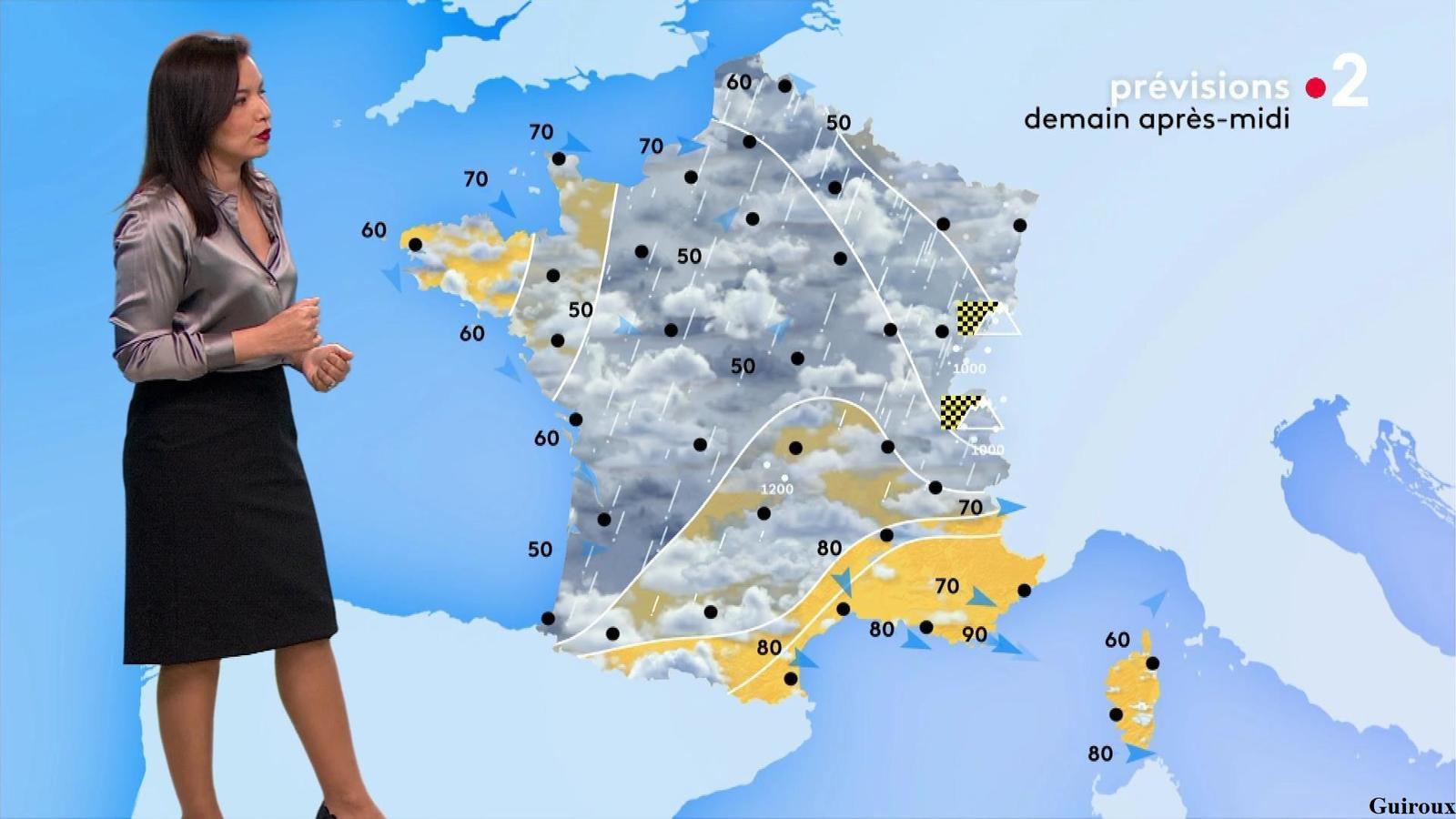 Anaïs Baydemir 13/01/2021 Journaux météo du midi