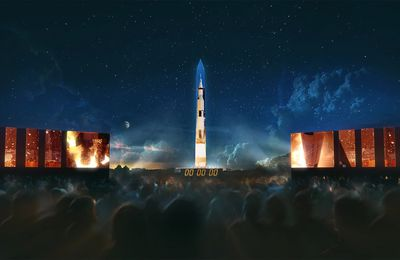 Washington fête les 50 ans d'Apollo 11 en grand ! #ApolloDay @NASA