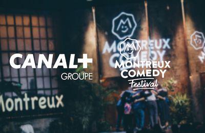 Le Montreux Comedy Festival débarque sur CANAL+