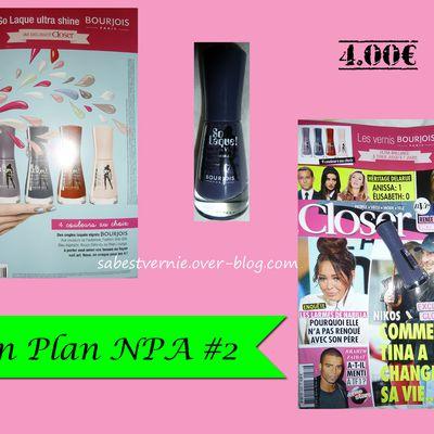 Bon Plan NPA # 2