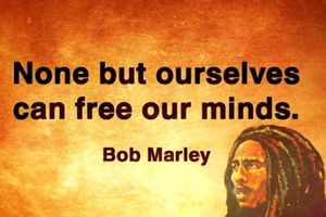 Bob Marley - English - 17 Quotes