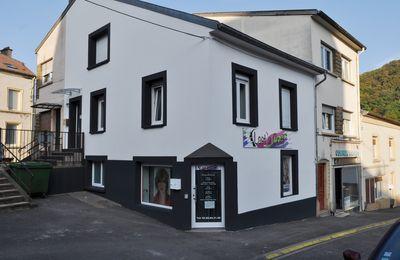 Changement de propriétaire au salon Chris à Algrange en 2014