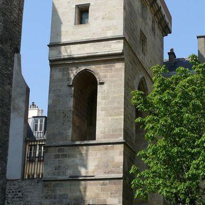 Le Moyen-âge à Paris, la visite de la Tour de Jean-sans-Peur le dimanche 15 novembre est annulée