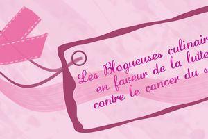 Bûche rose au champagne et chocolat blanc: Les blogueuses culinaires en faveur de la lutte contre le cancert du sein